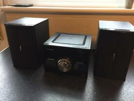 Sharp Midi HiFi & Speakers