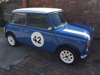 Classic rover mini mayfair 1991