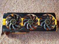 AMD R9 290 4GB GDDR5 Sapphire Tri-x OC Edition Graphics card (GPU)