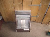 caravan campervan gas heater fire