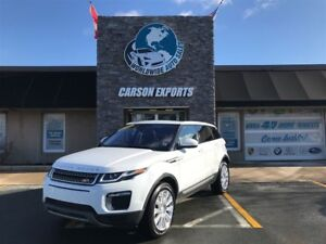 2017 Land Rover Range Rover Evoque WOW PANO ROOF! FINANING AVAIL