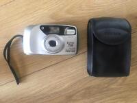 Pentax Espio 738 Film Camera & Original Case