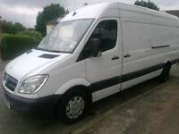 Mercedes sprinter 313cdi LWB full history