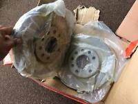 Vauxhall Zafira rear discs and pads for both side new boxed packed
