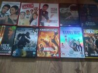 20 DVDs for £5
