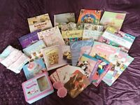 Huge collection of cake decorating books