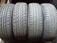 175 65 15 tyres x4 7mm tread 1756515 bmw mini nissan micra
