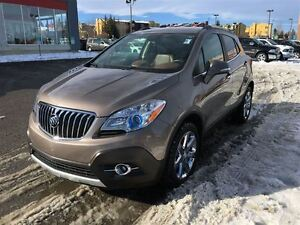 2014 Buick Encore LEATHER HEATED SEATS, REMOTE START
