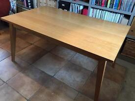 John Lewis 'Stride' Extendable Dining Table / Desk
