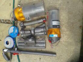 dyson hoover parts etc