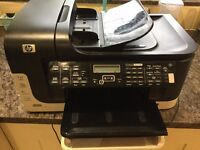 HP Officejet 6500 all in one wireless printer, copier, scanner & fax