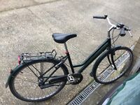 Fully working 3 speed bicycle