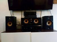 7.1 Surround Sound System Sony/B&W/Yamaha/Mission/CambridgeAudio/MonitorAudio