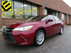 2015 Toyota Camry LE with upgrade , bluetooth, alloys