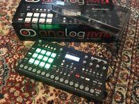 Elektron Analog Rytm Mk1 Drum Machine w/ Lid - Great Cond. Boxed Fully Func.