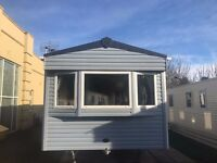 *Bargain* Cheap double glazed central heated caravan for sale, Haggerston Castle holiday park