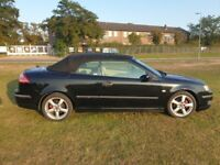 Saab, 9-3, Convertible, 2005, Other, 1998 (cc), 2 doors