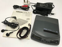 Vintage Yamaha CDX-P7 Portable CD Player - Brockley, London SE4