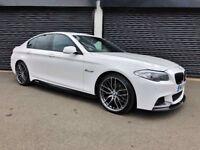2013 BMW 520D M SPORT M PERFORMANCE KIT NOT 530D 320D 330D AUDI A3 A4 A5 A6 A7 JAGUAR VOLVO FORD X5
