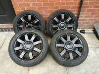 Vw 16 inch alloys wheels
