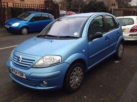 2005 CITROEN C3 1.4 AUTO 69K MILES FSH CLEAN CAR