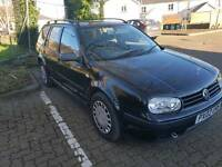 Volkswagen golf 2002 diesel drives nice mot 3 months