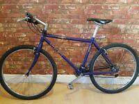 Vintage; 1994 Trek Mountain Track XC 850. Mountain Bike. Frame: True Temper OX, Cro-Moly.