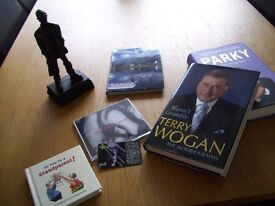 Fathers Day Gifts, Books, CD, Sculpture, from