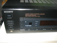 SONY AUDIO/VIDEO CONTROL CENTRE