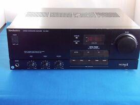 Technics SU-X950 Amplifier & Technics RS-X950 & RS-X320 Cassette Recorders & Speakers
