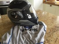 Shark Vision-R Helmet for sale £100 ono