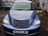 Chrysler PT Cruiser 2.2 Diesel. Good Runner.