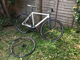 Custom Condor Fixie / Track Bike / Carbon Forks