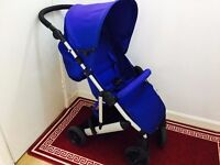 Mamas & Papas - Luna Mix 4 wheeler Pushchair