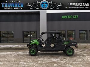 2017 Arctic Cat HDX 700 XT Crew Edmonton Edmonton Area image 1