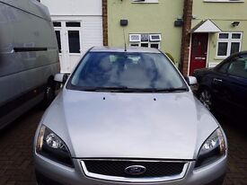 Ford Focus 1.6 Zetec Climate 5dr 2007 (57 plate) very good condition , part service history