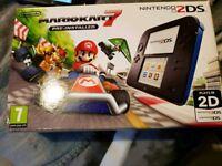 Nintendo 2DS with Mario Kart 7