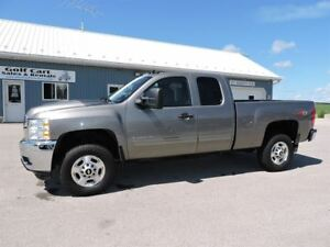 2013 Chevrolet SILVERADO 2500HD LT,DIESEL,4X4,Z71,NEW TIRES!