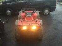 250cc 4wd Quad