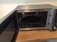 Prestige combi/microwave