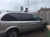 Chrysler grand voyager 2.9d