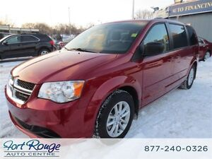 2015 Dodge Grand Caravan SXT PLUS - DVD/CAMERA/STOW N GO