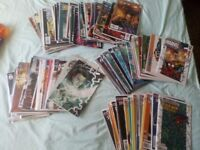 Comics for sale .joblot /sets. Message for price