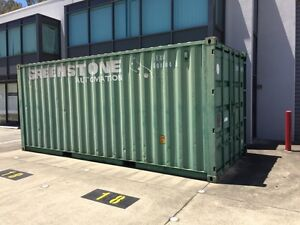 20ft Workshop Shipping Container Dural Hornsby Area Preview