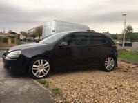 Golf gt tdi 140bhp swap 7 seater