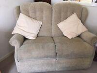 Thornborrow 2 seater sofa - recently cleaned