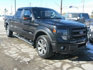 2014 Ford F-150 FX4 supercrew 4x4 v-6 3.5 litres écoboost cuir n