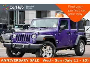 2018 Jeep Wrangler New Car Sport|LED Lighting,Power Convi.,Conne