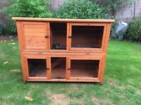 Hutch - 5ft - Practically new