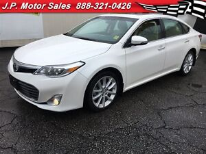 2014 Toyota Avalon Limited, Leather, Sunroof, Only 61,000km